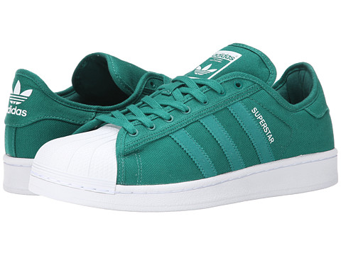 adidas Originals - Superstar Festival (Sub Green/White) Men's Shoes