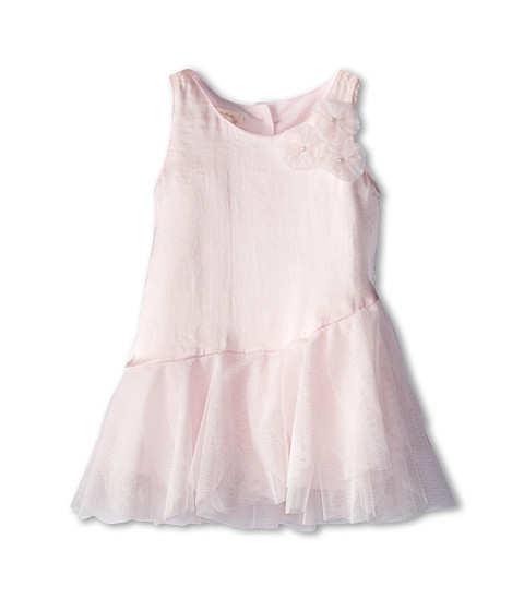 Biscotti - Birthday Girl Silky Sateen Dress (Infant) (Pink) Girl