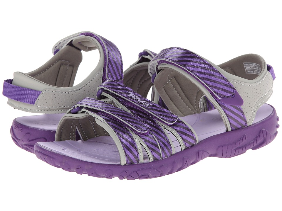 Teva Kids - Tirra (Toddler/Little Kid/Big Kid) (Purple 1) Girls Shoes