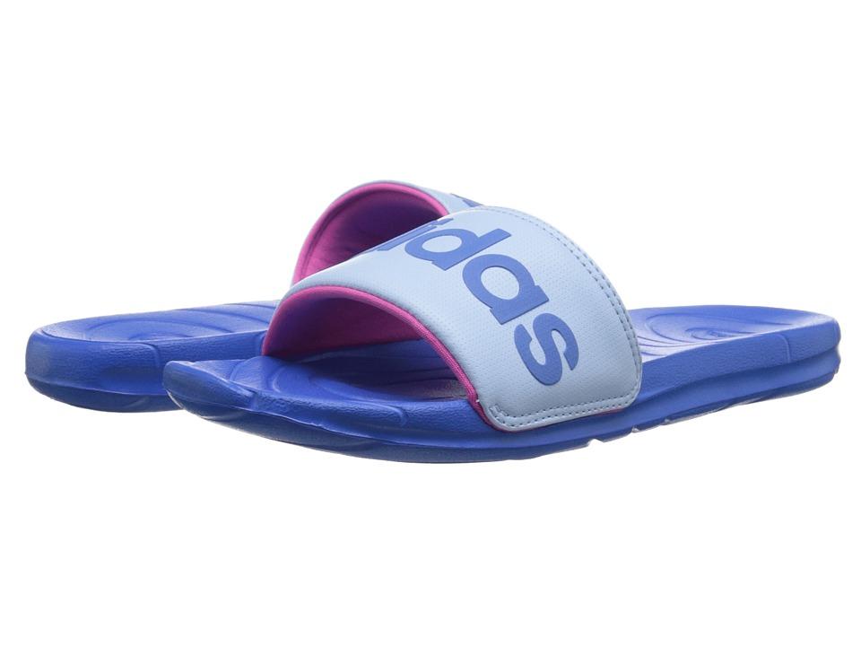 adidas - Voloomix Sleek LG (Bright Royal/Clear Sky/Pink) Women
