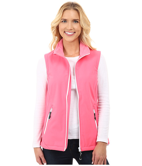 Roper - Pink Soft Shell Vest (Pink) Women