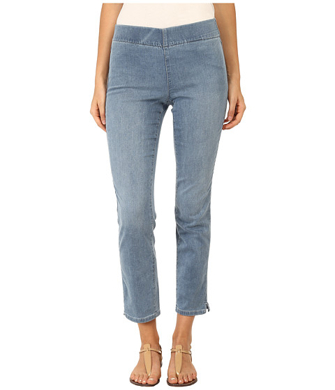 NYDJ - Millie Ankle - Indigo Knit in Peninsula (Peninsula) Women's Jeans
