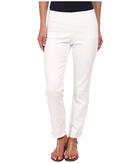 NYDJ - Mille Ankle in White (White) Women's Jeans