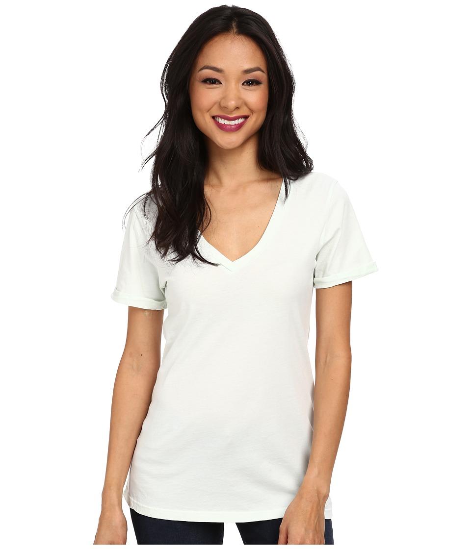 LAmade - Staple V S/S Tee (Ice) Women's T Shirt
