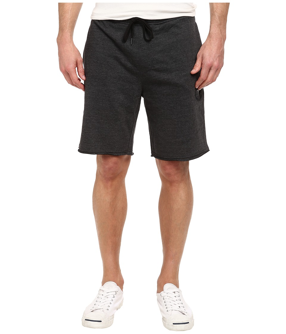 Converse - Core Plus French Terry Short (Converse Black) Men