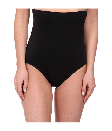 Magicsuit - High Waisted Brief (Black) Women's Swimwear