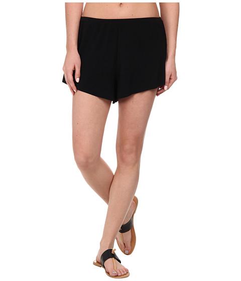 Magicsuit - Jersey Tap Pant (Black) Women's Swimwear