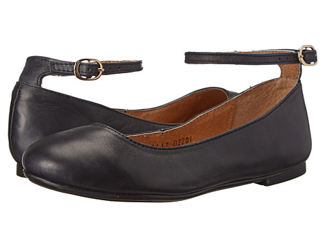 Fitzwell - Carmene Strap (Black Vintage Leather) Women