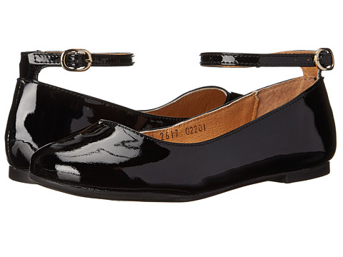 Fitzwell - Carmene Strap (Black Patent Leather) Women