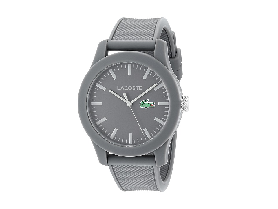 Lacoste - 2010767-12.12 (Grey) Watches