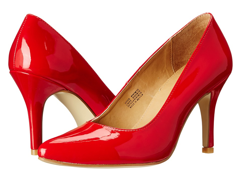 Fitzwell - Regina (Red Patent) Women's Flat Shoes