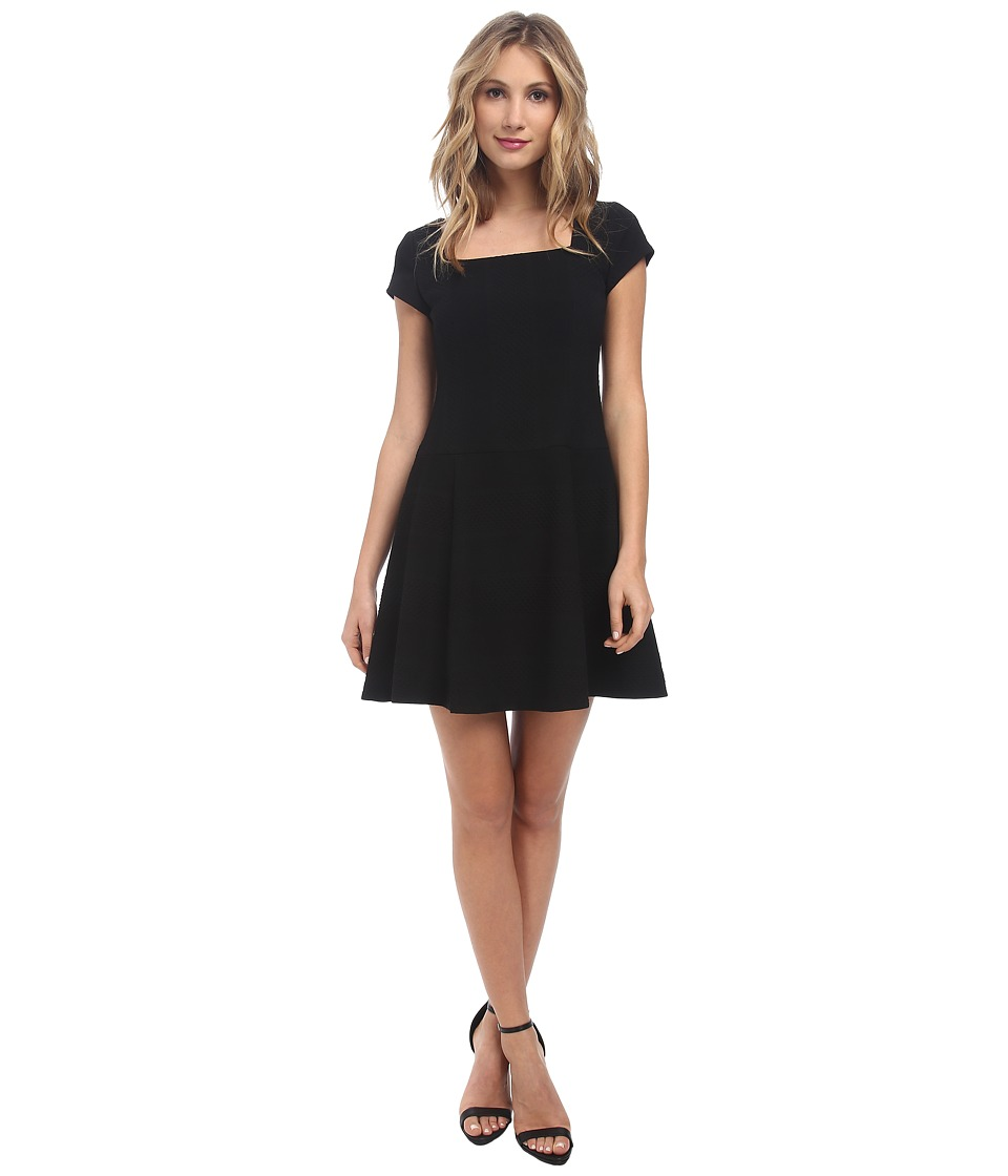 Nanette Lepore - Adventure Seeker Dress (Black) Women's Dress
