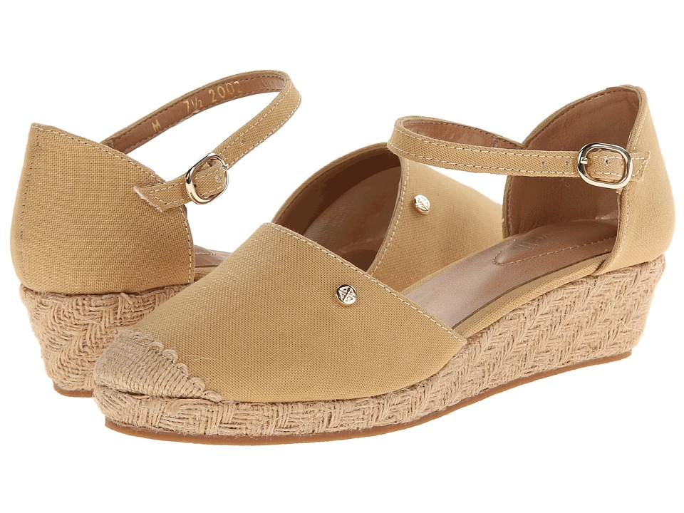 Fitzwell - Clarisa (Natural Canvas) Women
