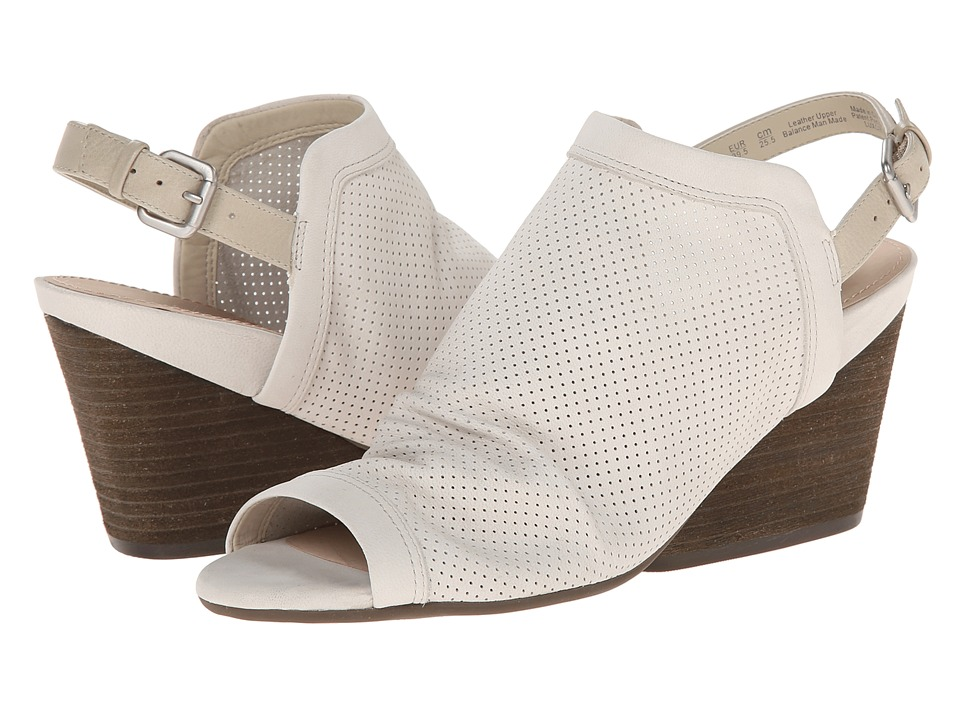 Naya - Luxor (Light Taupe) Women's Wedge Shoes