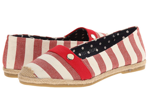 Fitzwell - Amelia (Red Woven) Women