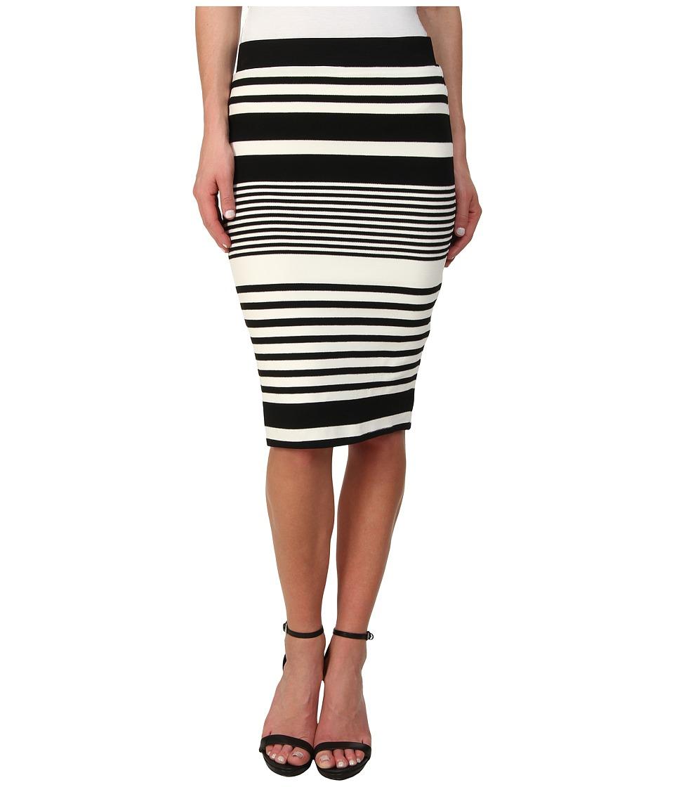 Trina Turk - Adelisa Skirt (Black/Ivory) Women's Skirt