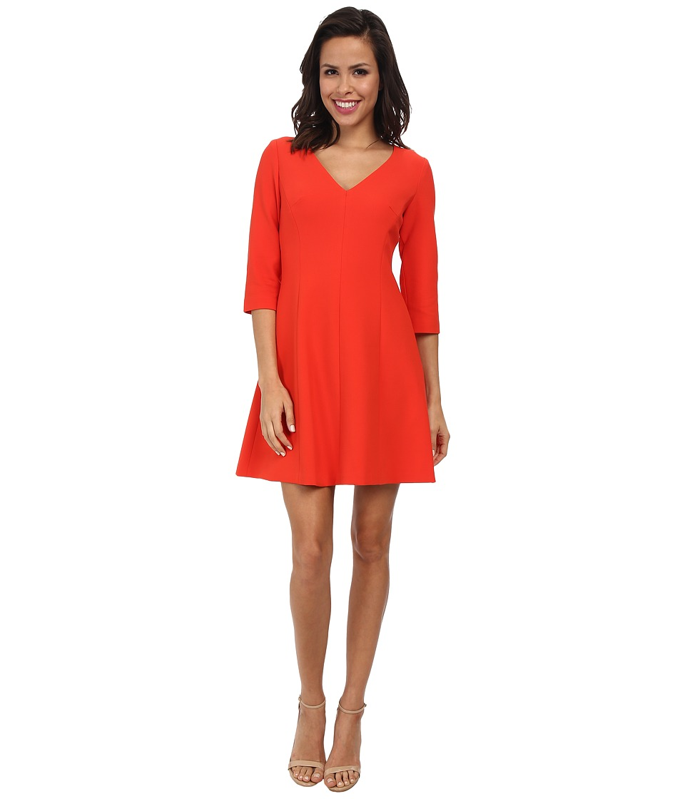 Trina Turk - Nat Dress (Red Hot) Women's Dress