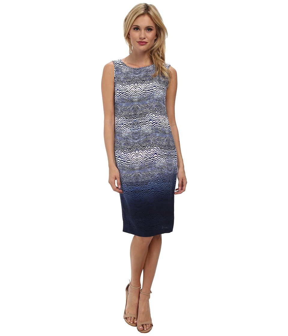 Trina Turk - Jacquelin Dress (Blueprint) Women's Dress
