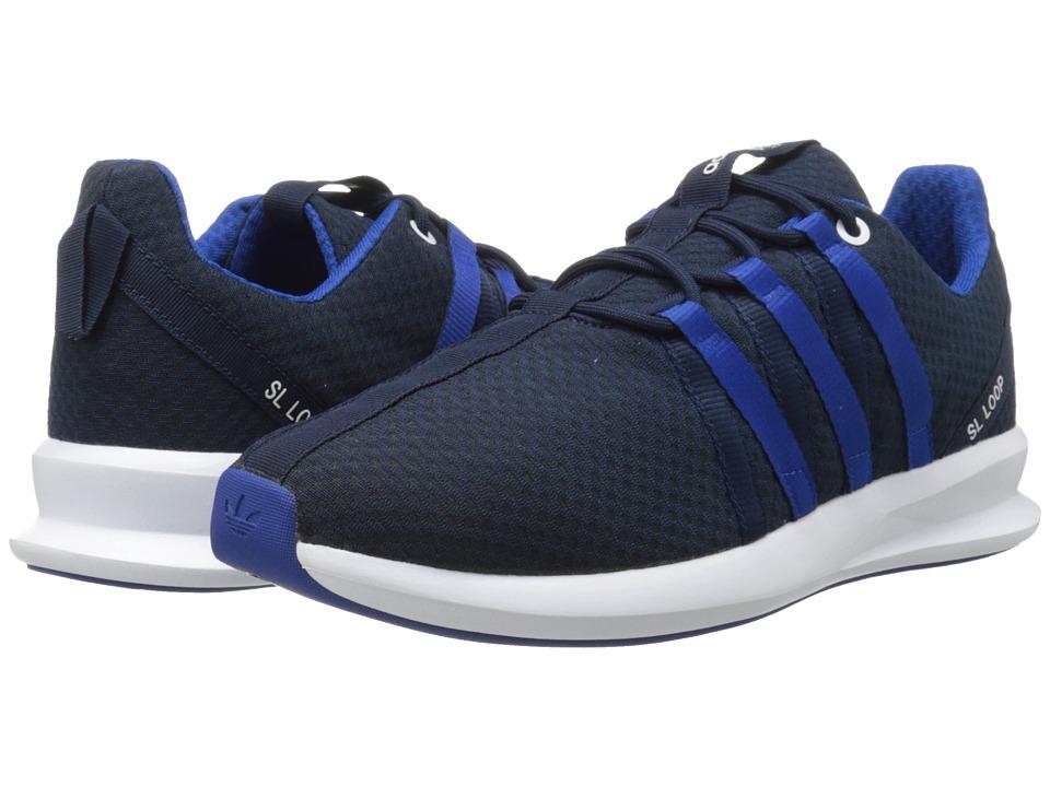 adidas Originals SL Loop 2.0 Split Racer (Collegiate Navy/White/Collegiate Royal) Men