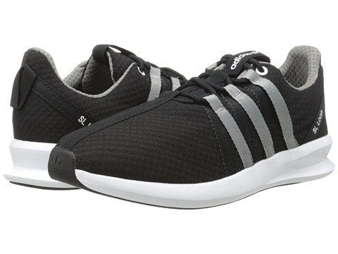 adidas Originals - SL Loop 2.0 Split Racer (Black/White/Charcoal Solid Grey) Men