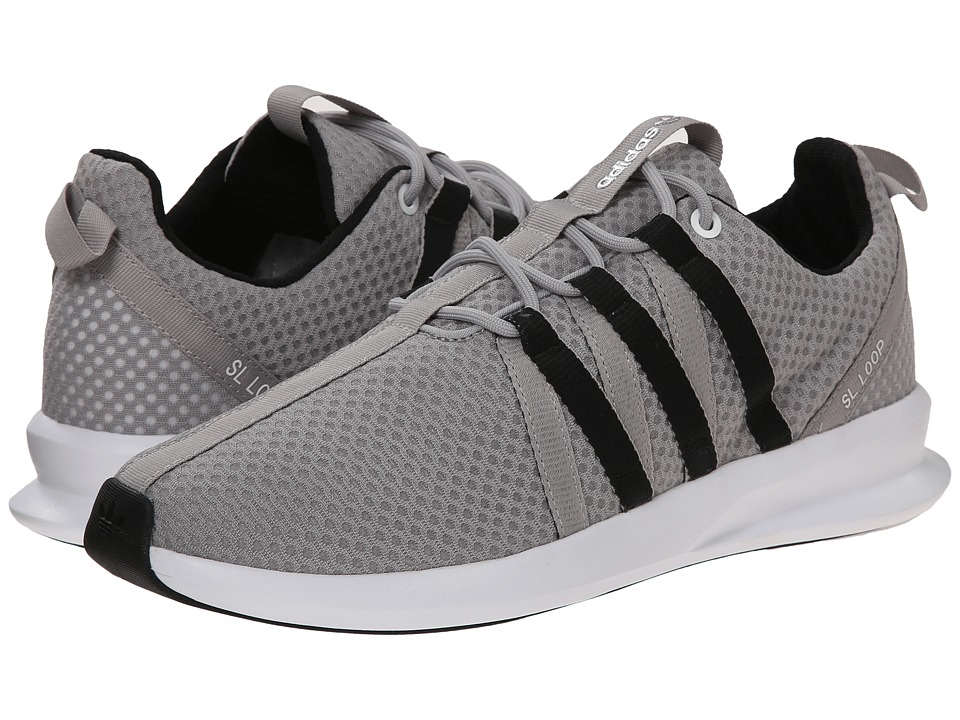 adidas Originals SL Loop 2.0 Split Racer (Mahogany Solid Grey/White/Black) Men