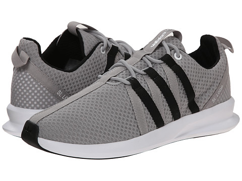 adidas Originals - SL Loop 2.0 Split Racer (Mahogany Solid Grey/White/Black) Men's Running Shoes
