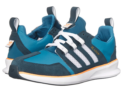 adidas Originals - SL Loop Runner (Surf Petrol/White/Petrol Ink) Men
