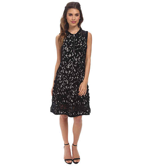 Nanette Lepore - Vista Dress (Black) Women's Dress