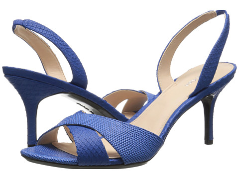Womens Shoes Calvin Klein Lucette Klein Blue Toscano