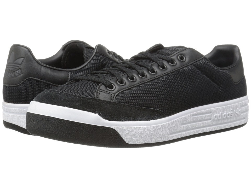 adidas Originals - Rod Laver CS (Black/Black/White Multi Snake) Men