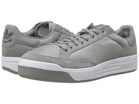 adidas Originals - Rod Laver CS (Charcoal Solid Grey/Charcoal Solid Grey/White) Men