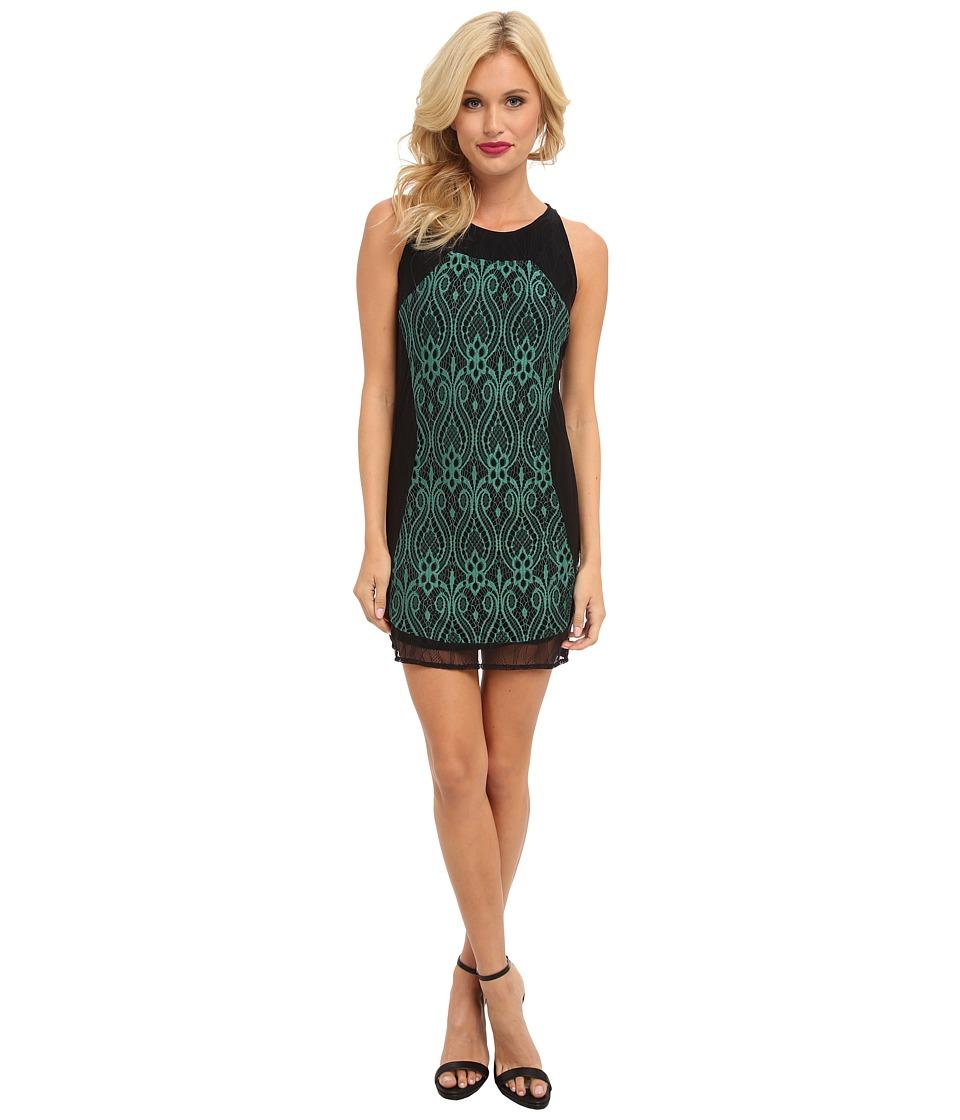 KAS New York - Harriet Dress (Green) Women