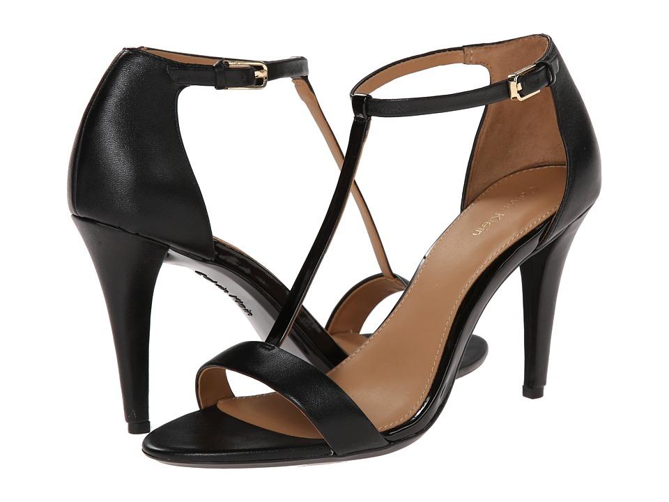 Calvin Klein - Nasi (Black/Black Nappa) High Heels
