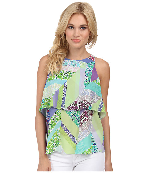 Trina Turk - Rida Top (Multi) Women's Sleeveless