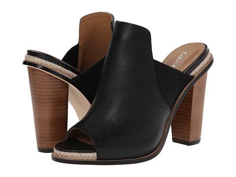 Calvin Klein - Peggy (Black Toscana) High Heels