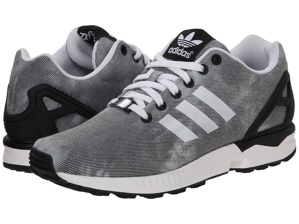 adidas Originals - ZX Flux W (Black/White/Black) Women