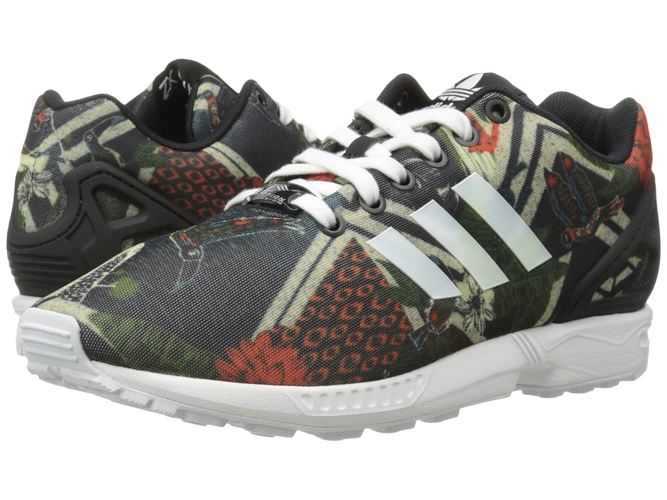 adidas Originals ZX Flux W (Multicolor/Black) Women