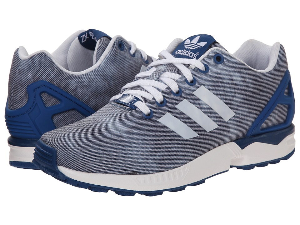 adidas Originals ZX Flux W (Dark Marine/White/Dark Marine) Women