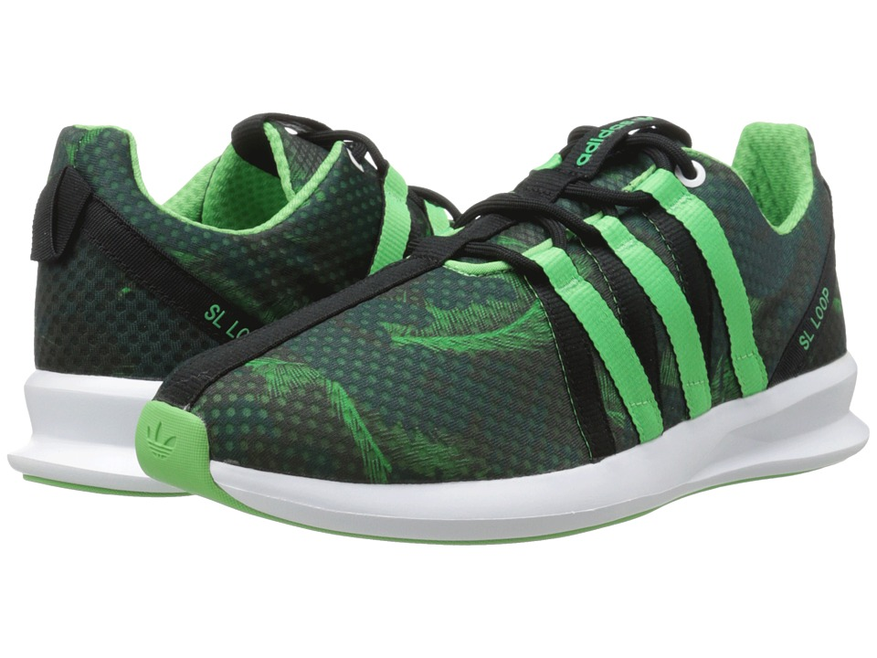 adidas Originals - SL Loop Racer W (Black/Surf Petrol/White) Women's Running Shoes