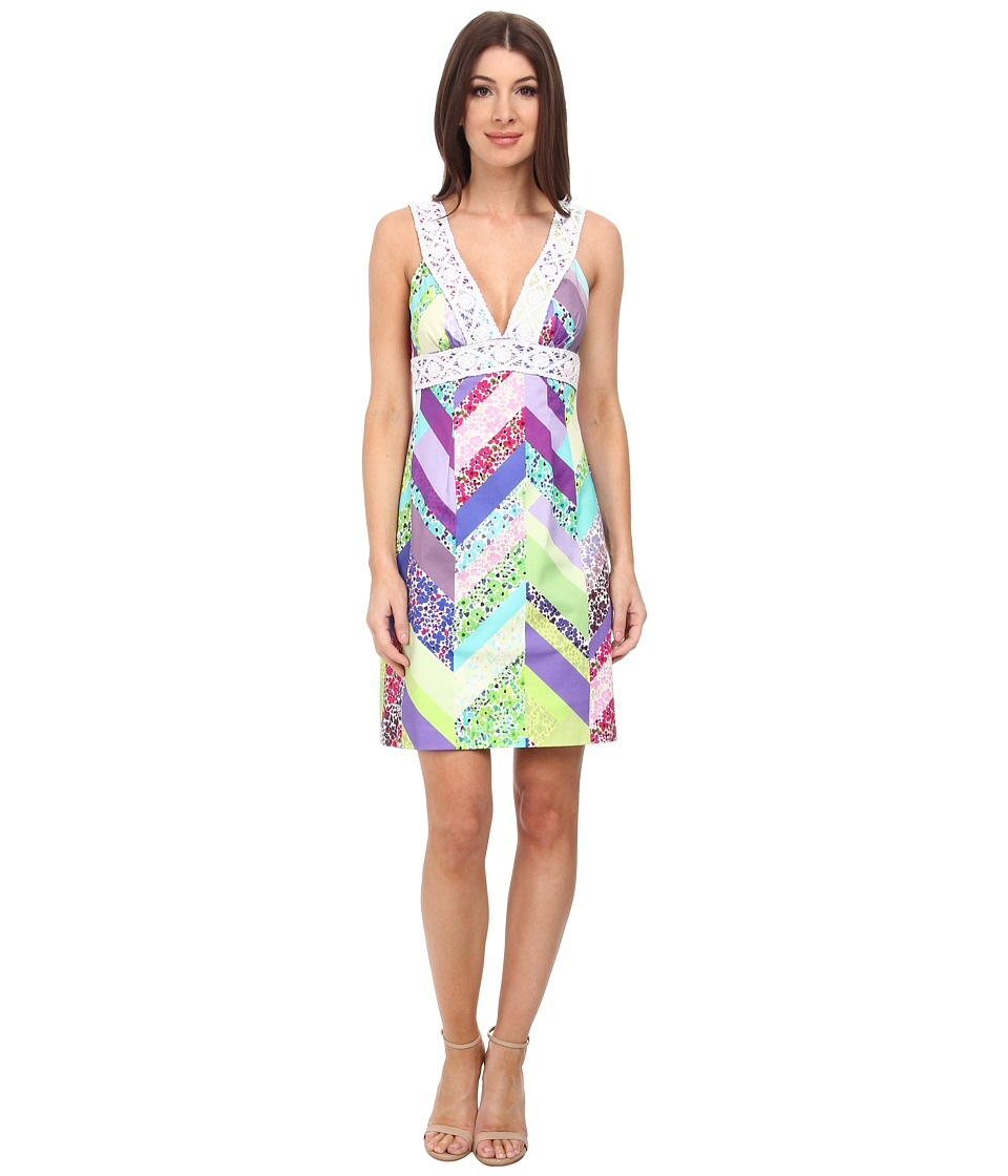 Trina Turk - Secret Dress (Multi 1) Women's Dress