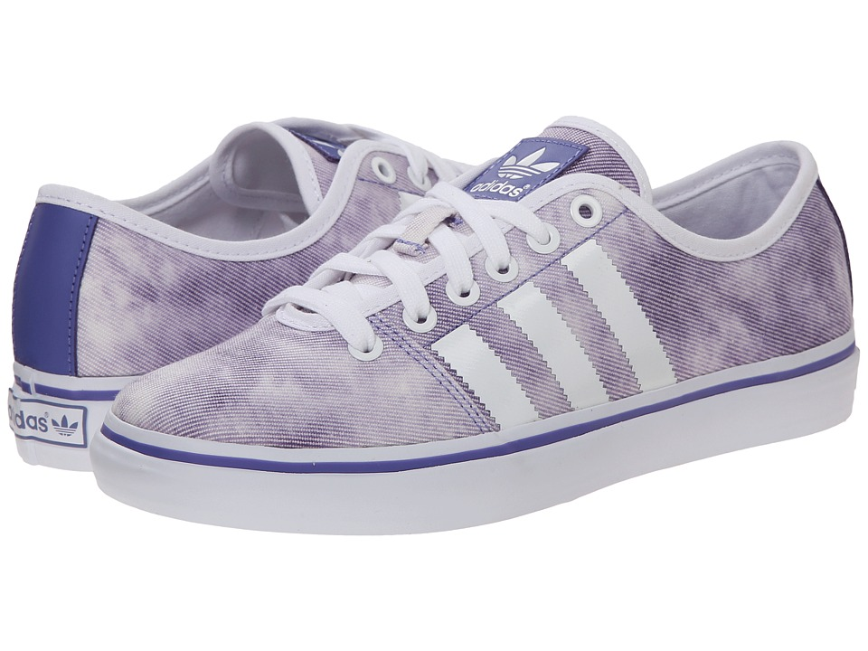 adidas Originals - Adria Lo W (Joy Purple/White/White) Women