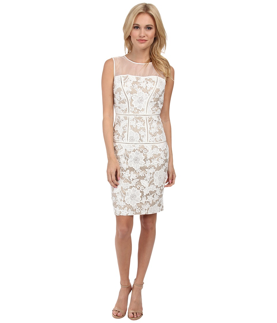Trina Turk - Sarah Dress (Whitewash) Women's Dress