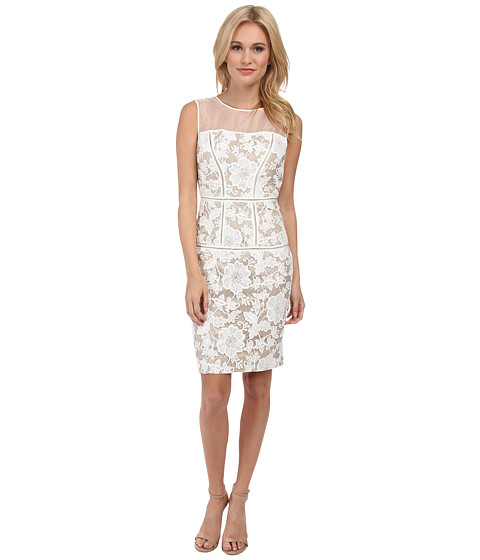 Trina Turk - Sarah Dress (Whitewash) Women