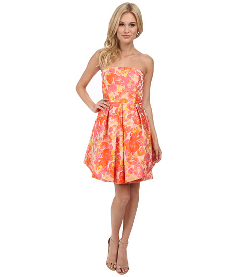 Trina Turk - Audrey Dress (Vivid Pink) Women's Dress