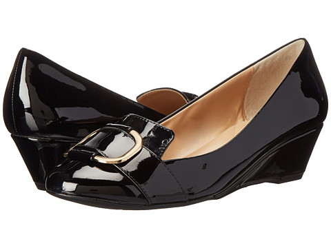 Fitzwell - Nicky (Black Patent) Women
