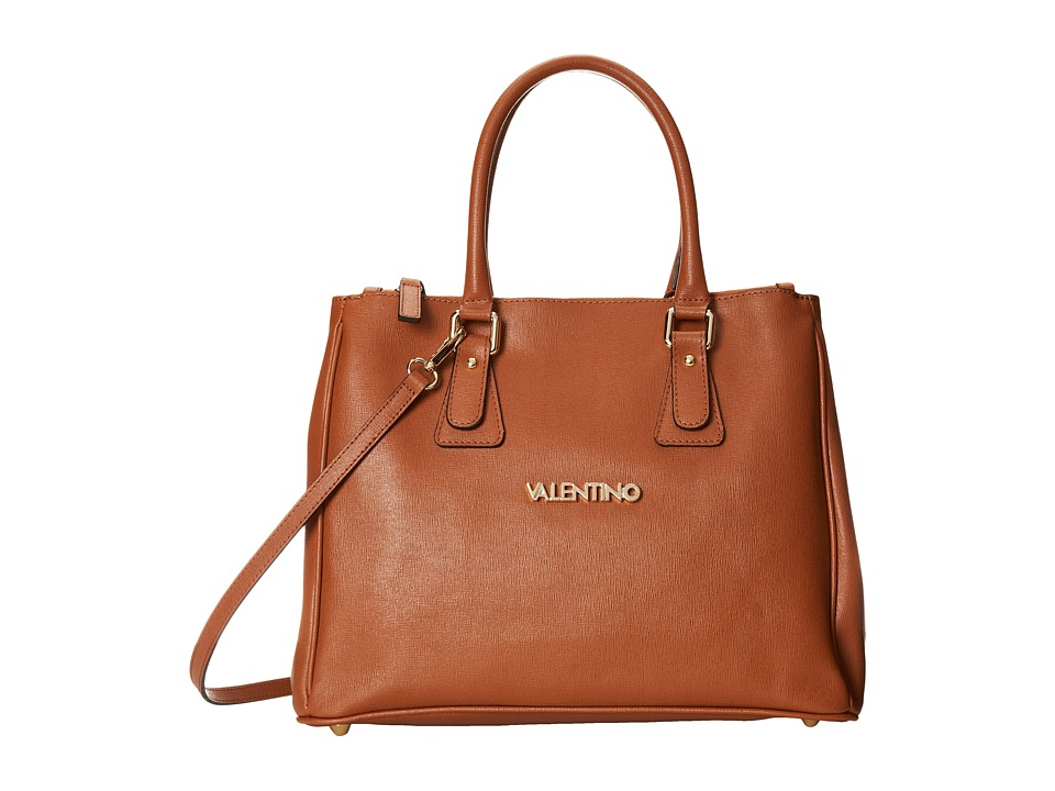Valentino Bags by Mario Valentino - Julie (Whiskey) Handbags