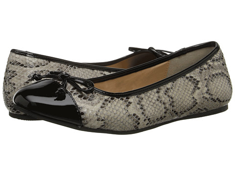 Fitzwell - Jade (Natural Snake) Women's Flat Shoes