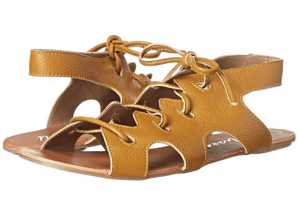Matisse - Quinta (Yellow) Women's Sandals