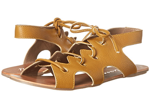 Matisse - Quinta (Yellow) Women's Sandals