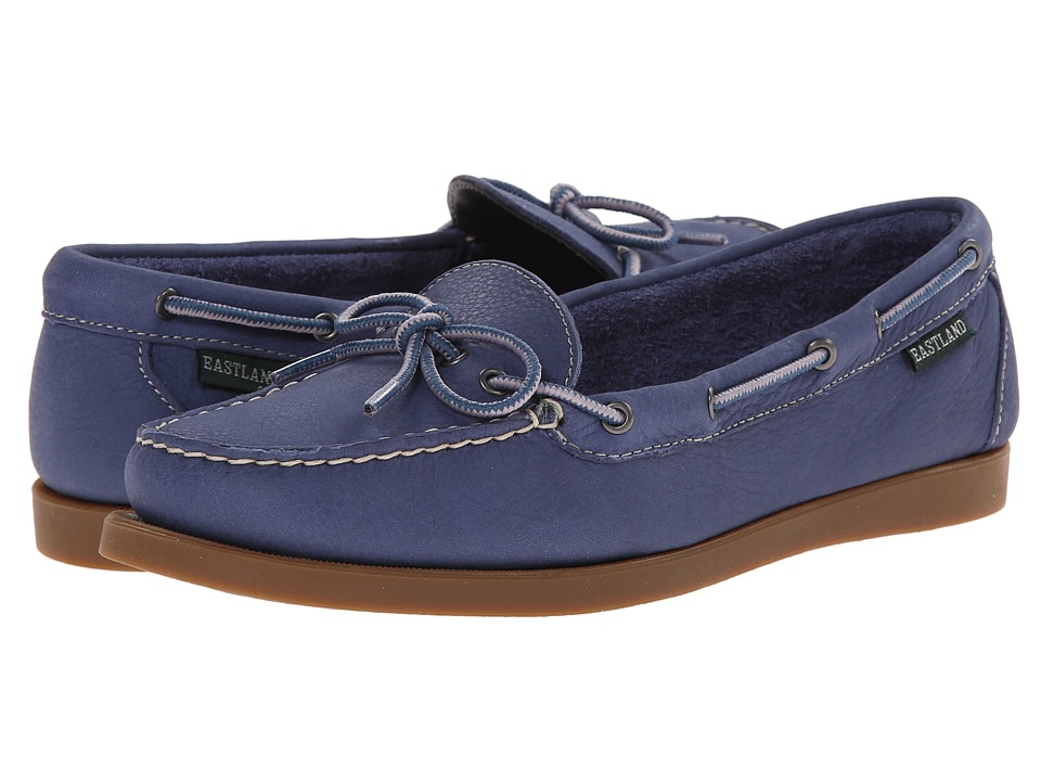 Eastland - Yarmouth (Blue Nubuck) Women